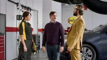 Midas TV Spot, 'Feel Like a King: Tire Rotation'
