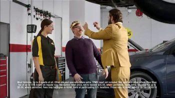 Midas TV Spot, 'Feel Like a King: Tire Rotation' - Thumbnail 8