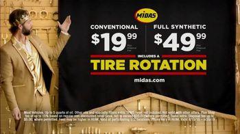 Midas TV Spot, 'Feel Like a King: Tire Rotation' - Thumbnail 9