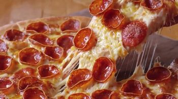 Marco's Pizza TV Spot, 'America's Most Loved Pizza: Two Medium One-Topping Pizzas' - Thumbnail 3