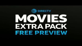 DIRECTV Movies Extra Pack TV Spot, 'Free Preview' - Thumbnail 8