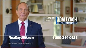 NewDay USA TV Spot, 'When Banks Say No' Featuring Tom Lynch - 11 commercial airings