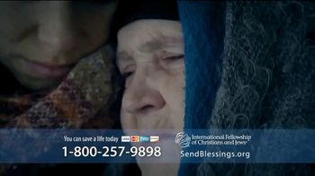 International Fellowship Of Christians and Jews TV Spot 'Relentless Poverty'