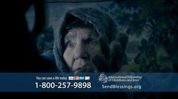International Fellowship Of Christians and Jews TV Spot 'Relentless Poverty' - Thumbnail 4