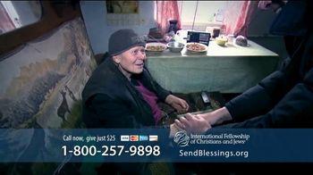 International Fellowship Of Christians and Jews TV Spot 'Relentless Poverty' - Thumbnail 8