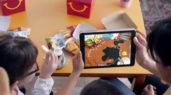 McDonald's Happy Meal TV Spot, 'Discover Space: McPlay App' - Thumbnail 5