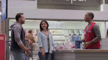 Lowe's Labor Day Savings TV Spot, 'Select Appliances and Valspar Paint'