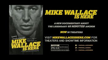 Mike Wallace Is Here - 1 commercial airings
