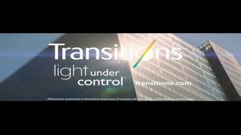 Transitions Optical TV Spot, 'Light Under Control: Meet Reed' Song by Parov Stelar - Thumbnail 8