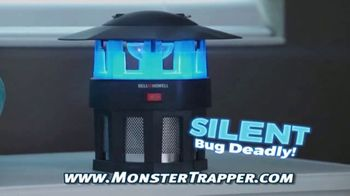 Bell + Howell Monster Trapper TV Spot, 'Fight Back'