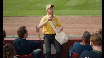 Bank of America Extras TV Spot, 'Hot Dog Vendor: Minor Leagues'