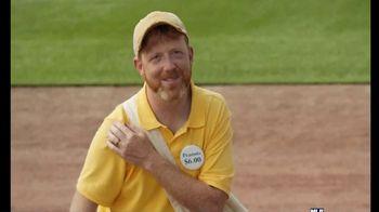 Bank of America Extras TV Spot, 'Hot Dog Vendor: Minor Leagues' - Thumbnail 7