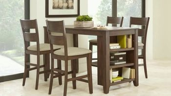 Rooms to Go Summer Sale and Clearance TV Spot, '5-Piece Dining Sets' - Thumbnail 2