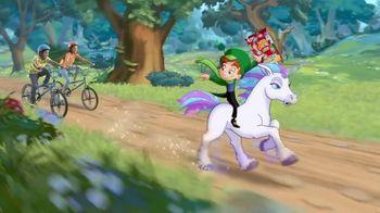 Lucky Charms TV Spot, 'Rainbow Unicorn Marshmallows'