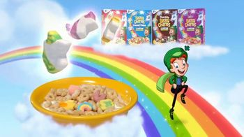 Lucky Charms TV Spot, 'Rainbow Unicorn Marshmallows' - Thumbnail 9
