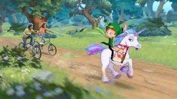 Lucky Charms TV Spot, 'Rainbow Unicorn Marshmallows' - Thumbnail 2
