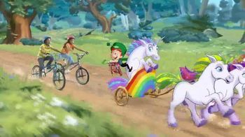 Lucky Charms TV Spot, 'Rainbow Unicorn Marshmallows' - Thumbnail 5