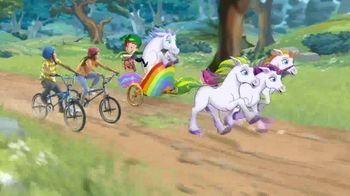 Lucky Charms TV Spot, 'Rainbow Unicorn Marshmallows' - Thumbnail 6
