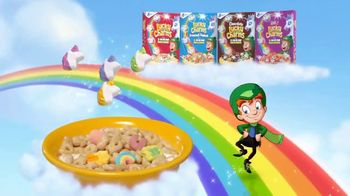 Lucky Charms TV Spot, 'Rainbow Unicorn Marshmallows' - Thumbnail 7
