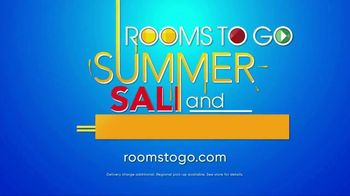 Rooms to Go Summer Sale and Clearance TV Spot, 'Bed in a Box' - Thumbnail 5