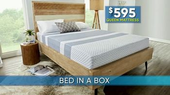 Rooms to Go Summer Sale and Clearance TV Spot, 'Bed in a Box' - Thumbnail 2