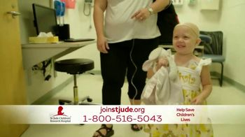 St. Jude Children's Research Hospital TV Spot, 'Family Vacation' - Thumbnail 3