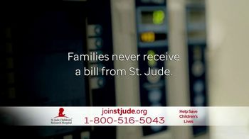 St. Jude Children's Research Hospital TV Spot, 'Family Vacation' - Thumbnail 4