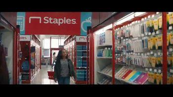 Staples Classroom Rewards TV Spot, 'Back to School: Five Percent' - Thumbnail 2