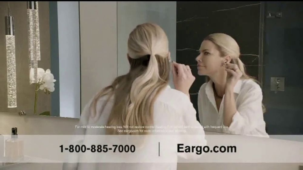 Eargo TV Commercial, 'For Your Everyday Life'
