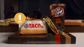 Burger King $1 Taco TV Spot, 'Surprise: 10 Nuggets' Song by Lipps, Inc. - Thumbnail 8
