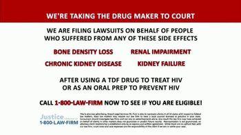 Kresch Legal Services TV Spot, 'TDF Drug for HIV' - Thumbnail 10
