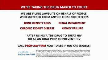 Kresch Legal Services TV Spot, 'TDF Drug for HIV' - Thumbnail 9