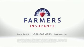 Farmers Insurance TV Spot, 'Hall of Claims: Rock and Wreck' - Thumbnail 7