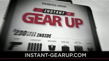 Springfield Armory Instant Gear Up TV Spot, 'Up to $230 of Free Gear' - Thumbnail 1