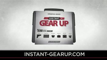 Springfield Armory Instant Gear Up TV Spot, 'Up to $230 of Free Gear' - Thumbnail 2