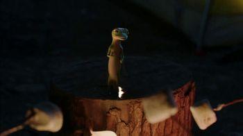 GEICO App TV Spot, 'The Gecko Makes S'mores' - Thumbnail 5