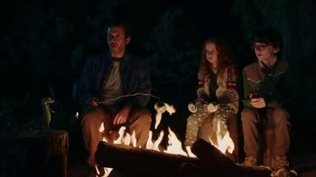 GEICO App TV Spot, 'The Gecko Makes S'mores'