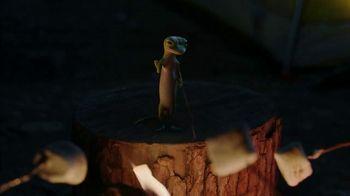 GEICO App TV Spot, 'The Gecko Makes S'mores' - Thumbnail 9
