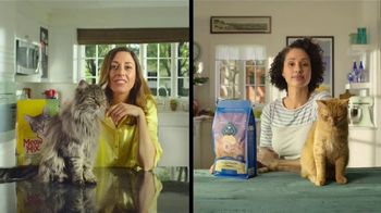 Blue Buffalo TV Spot, 'Blue Buffalo vs. Meow Mix: Kitty Cravings'