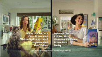 Blue Buffalo TV Spot, 'Blue Buffalo vs. Meow Mix: Kitty Cravings' - Thumbnail 6