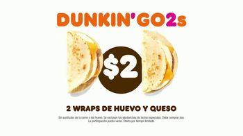 Dunkin' Donuts Go2s TV Spot, 'Dos veces bueno' [Spanish] - Thumbnail 4