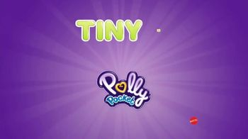 Polly Pocket Hidden Hideouts TV Spot, 'Tiny is Mighty' - Thumbnail 9