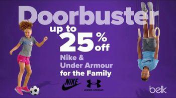 Belk Back to School Stock Up Sale TV Spot, 'Nike, Keurig and Gift Card' - Thumbnail 2