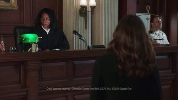 Capital One Venture Card TV Spot, 'Lawyer' Featuring Jennifer Garner - Thumbnail 5