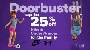 Belk Back to School Stock  Up Sale TV Spot, 'Nike, Keurig and Free Pick Up' - Thumbnail 4