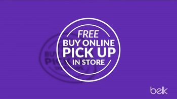 Belk Back to School Stock  Up Sale TV Spot, 'Nike, Keurig and Free Pick Up' - Thumbnail 7