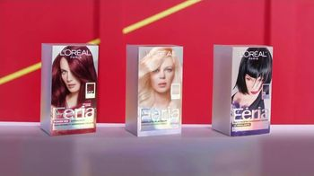L'Oreal Paris Feria TV Spot, 'Live in Color' - Thumbnail 10