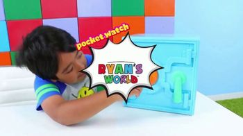 Ryan's World Super Surprise Safe TV Spot, 'Push and Reveal' Featuring Ryan Kaji - Thumbnail 1