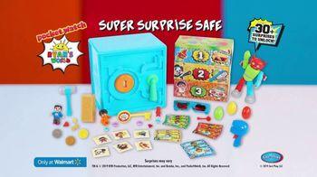 Ryan's World Super Surprise Safe TV Spot, 'Push and Reveal' Featuring Ryan Kaji - Thumbnail 9