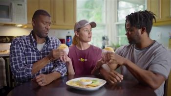 Bojangles' Pimiento Cheese Biscuit TV Spot, 'Give Pimiento Its Respect'